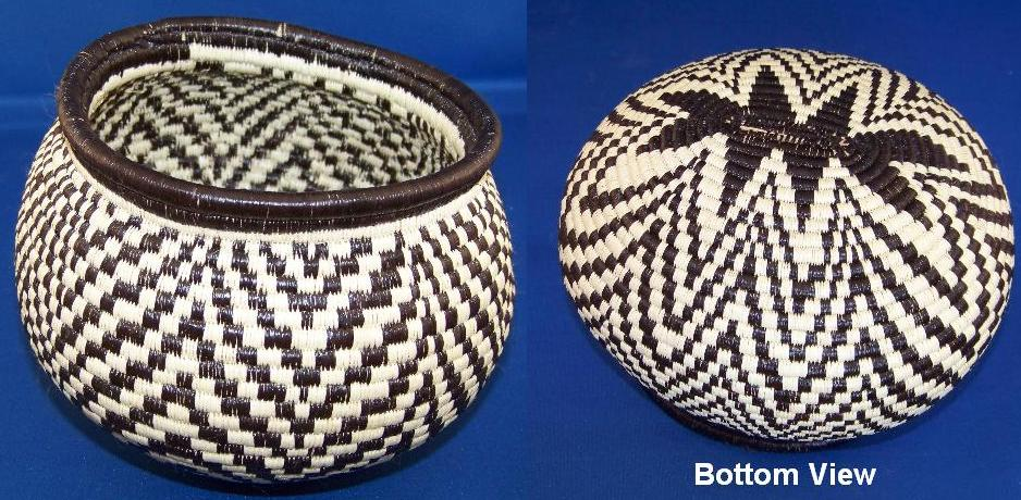 B/W Basket