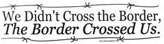 Cross Border BS
